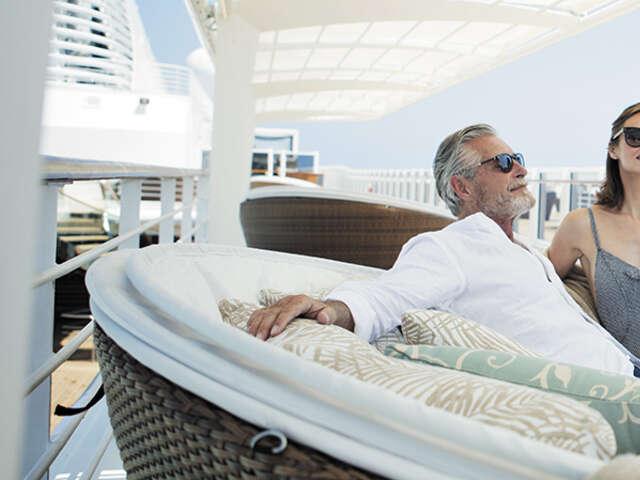 Canadian Dollars at Par with Regent Seven Seas Cruises
