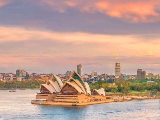 Best of Australia and New Zealand with Collette
