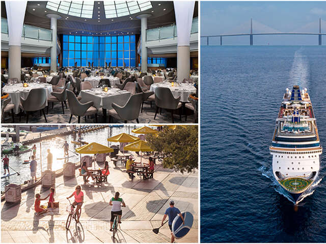 From the Far East to the Eastern Caribbean: Celebrity Cruises Brings 'The Celebrity Revolution' to Tampa