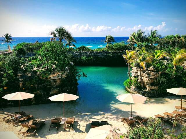Xcaret Hotel, All-Inclusive Paradise