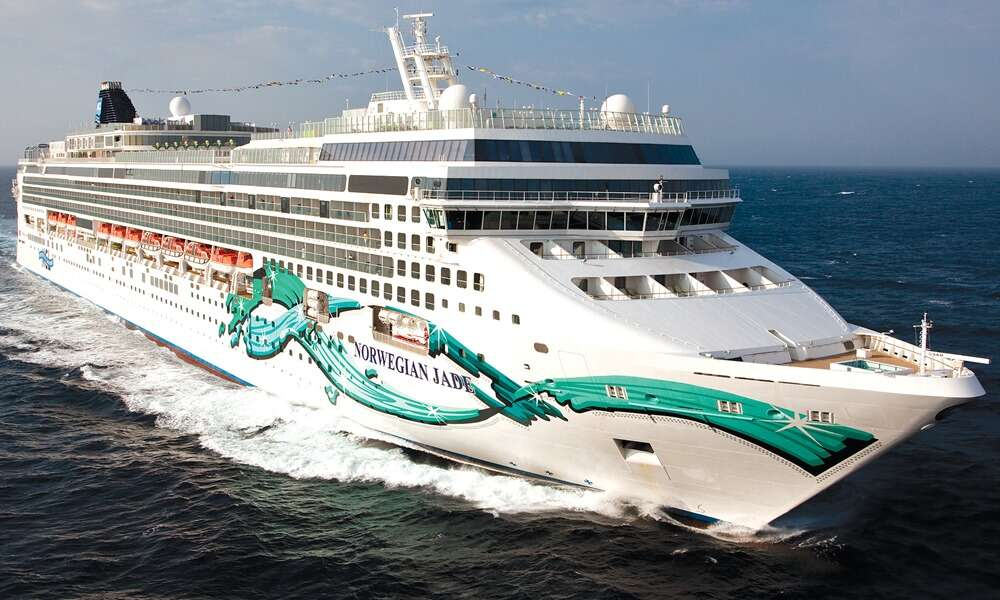 Norwegian Jade Mediterranean Cruise 12-22 September 2019