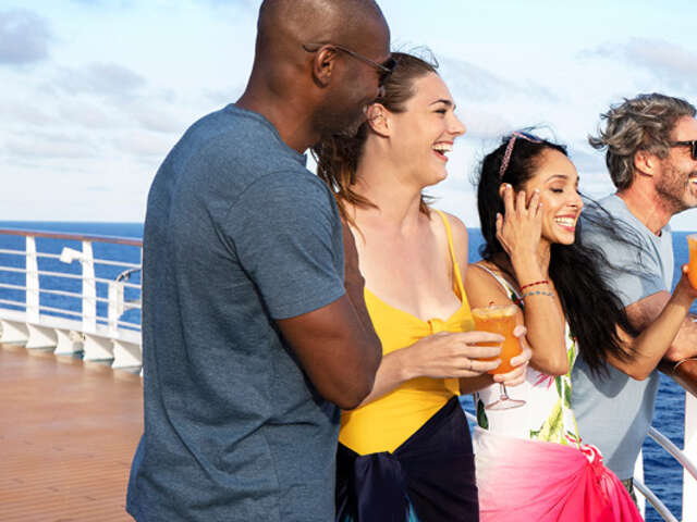 Canadian Resident Rates with Encore Cruises