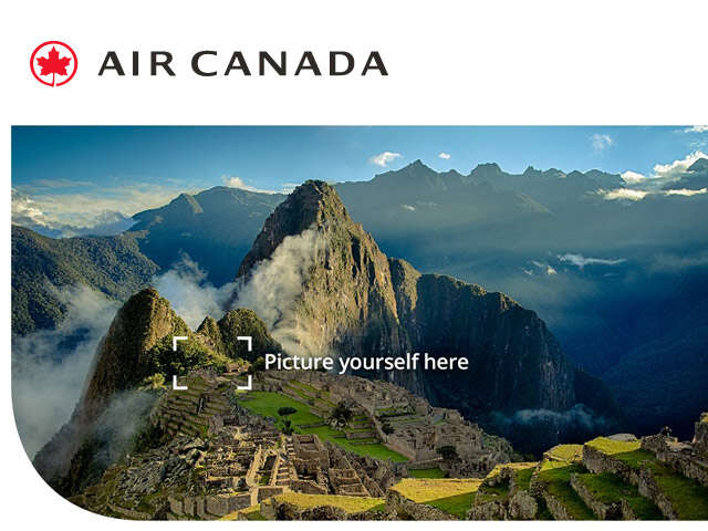 Air Canada celebrates Aeroplan's 35th anniversary with biggest contest ever
