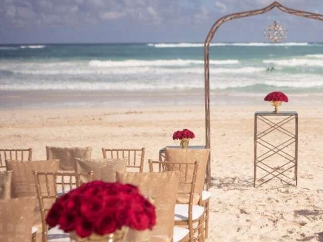 Honeymoon and Destination Weddings Mixer