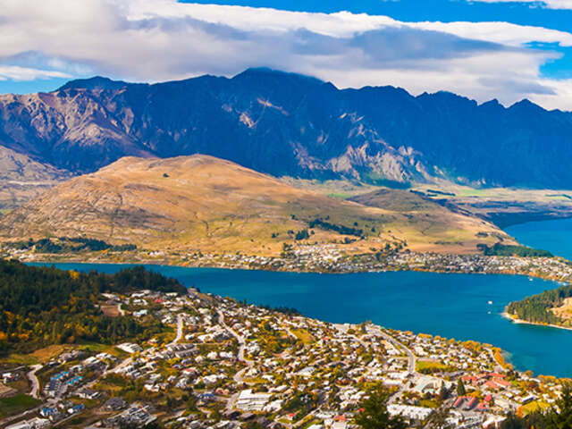 Save up to $460 on Auckland and Queenstown with Goway
