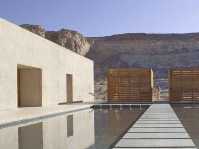Utah Spa Experiences at Amangiri