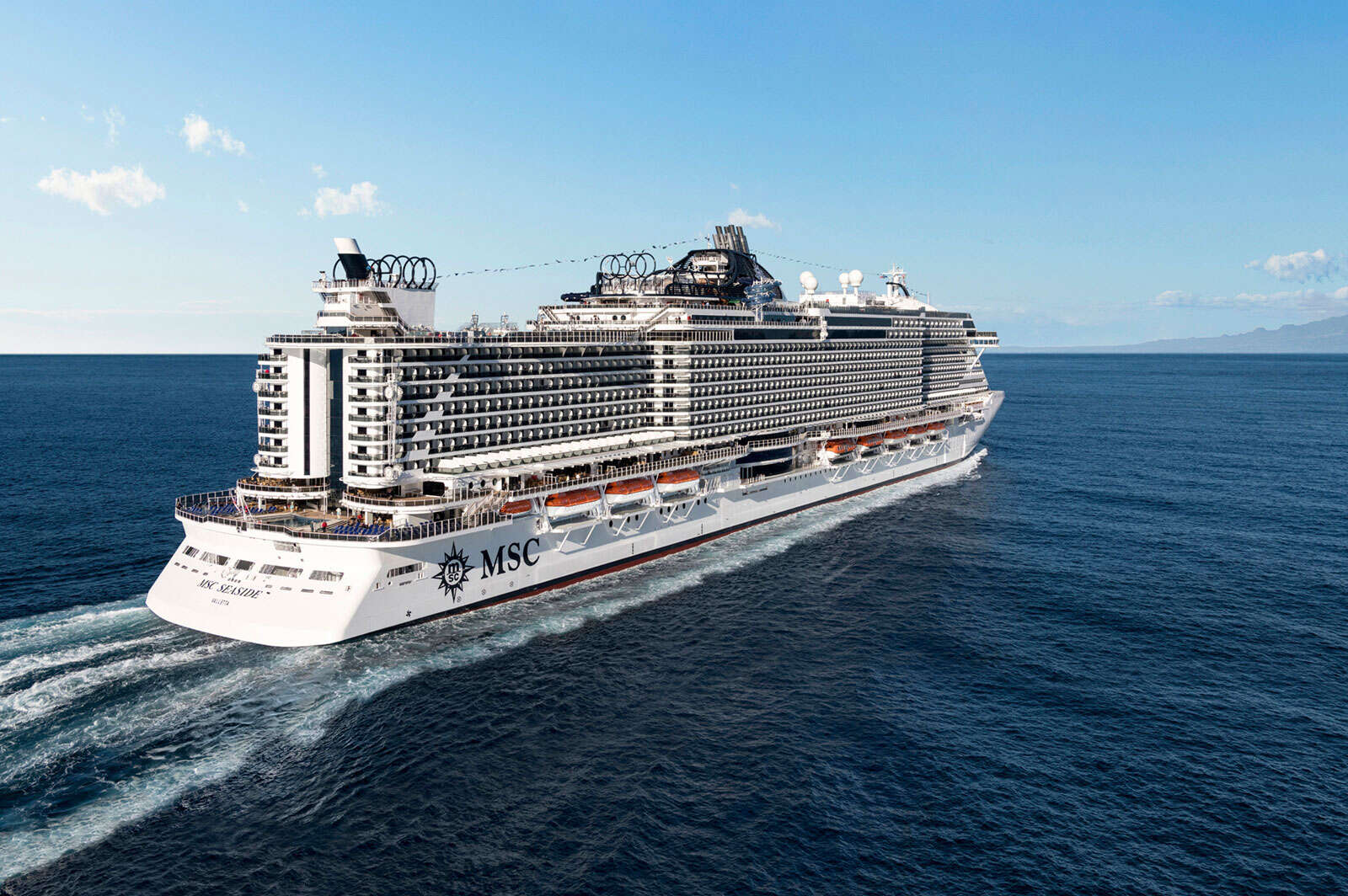 MSC - ESCAPE TO SEA - OUR BEST RATES ON CARIBBEAN CRUISES