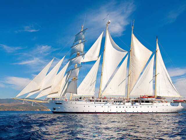 Star Clippers - Caribbean Solo Travelers Savings!