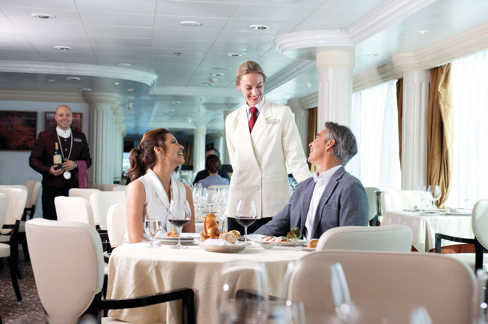 Oceania Cruises - FREE Pre-Paid Gratuities