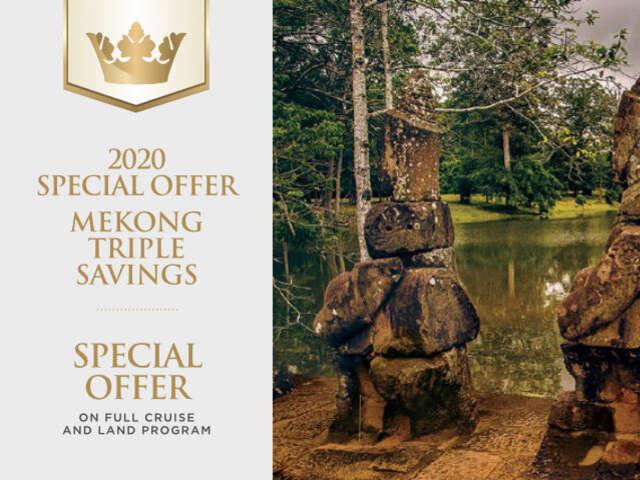 2020 Special Offer Mekong Triple Savings