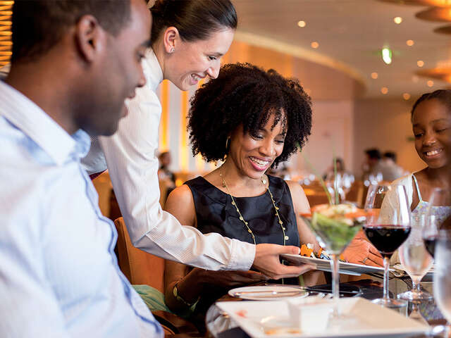 Foodies Get Ready for YUM on Carnival Newest Ship Mardi Gras!