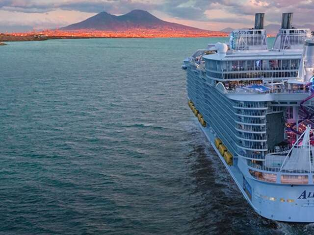 Buy One Get Second Guest 60% Off  with Royal Caribbean International