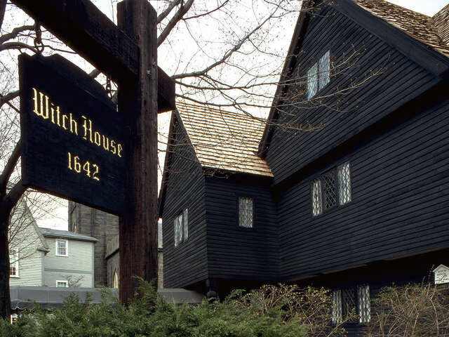 Visit Salem Massachusetts - America's Spookiest City!