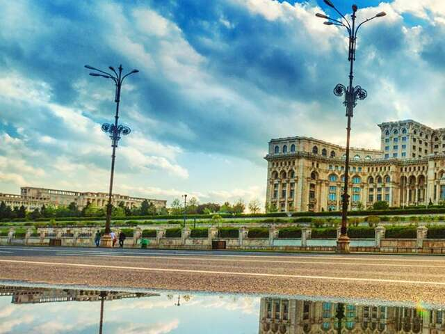 SOLO TRAVEL - Bucharest & Enchanting Castles of Transylvania- 8 Days