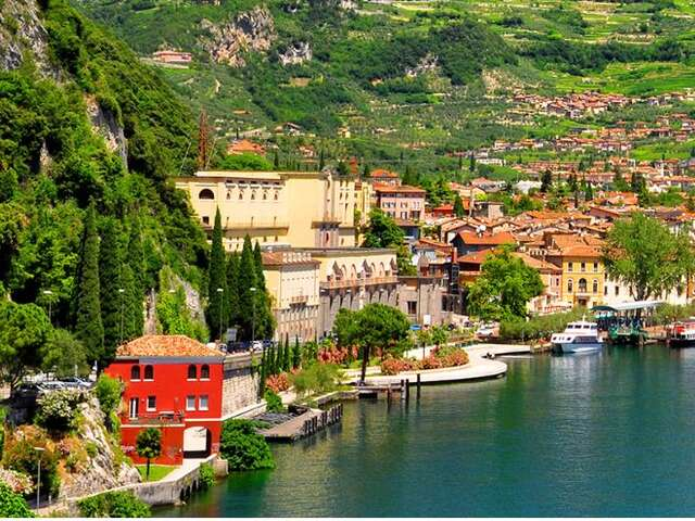 SOLO TRAVEL - Walking - Lake Garda & the Sud Tyrol - 8 Days from $1949
