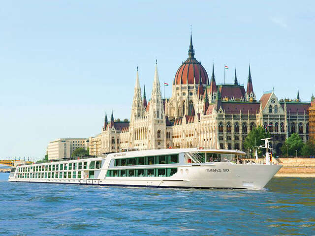 Fly & Save with Emerald Waterways: 2020 Europe River Cruises are on Sale!