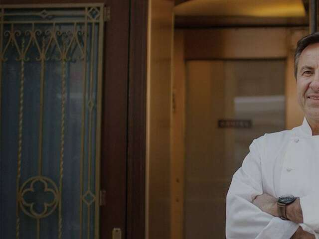 Chef Daniel Boulud - Celebrity Cruises