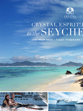 Crystal River Cruises - 2-For-1 Fares PLUS Book Now Savings up to $1,400 per Suite