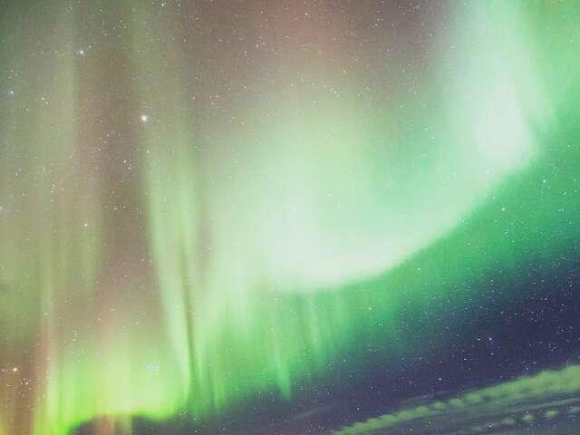 黃刀幸福極光攝影 4 日遊