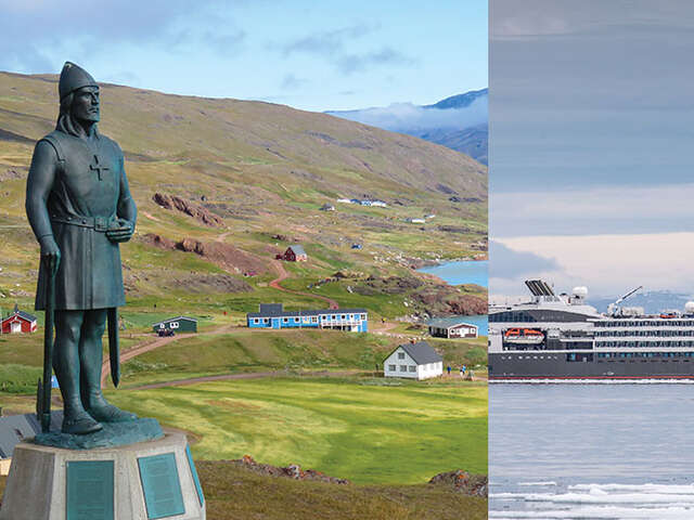 Ultimate Iceland & Greenland Expedition Cruise 2020