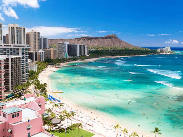 夏威夷 Hawaii ~ 歐胡島 Oahu ~ Paradise Awaits