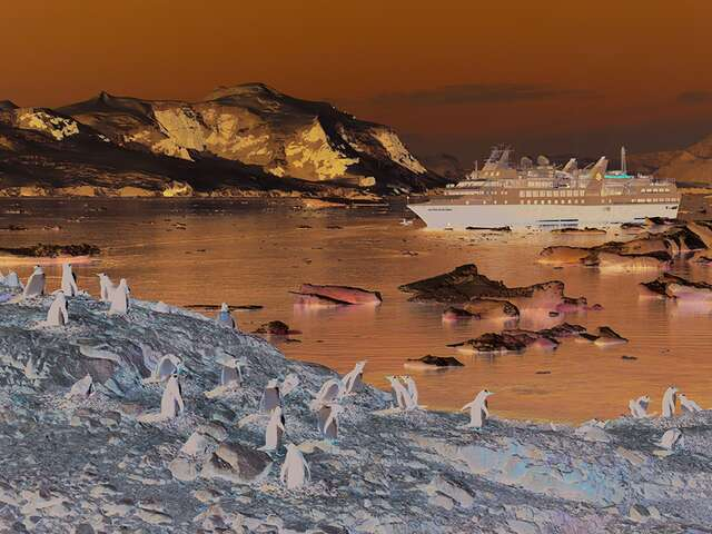 Silversea Becomes First Ultra-Luxury Cruise Line to Fly Guests Directly to Antarctica in Business-Class Comfort
