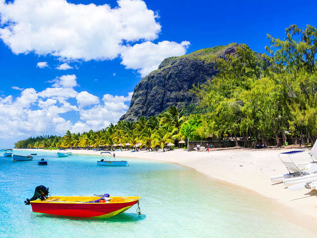 Goway Travel - Seychelles & Mauritius with Air on Sale
