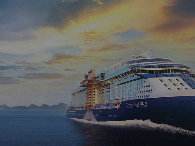 Celebrity Cruises Unveils Encore in Edge Series with New Celebrity Apex