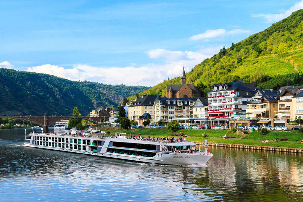 Emerald Waterways Adds A New Ship & New Itineraries in 2021