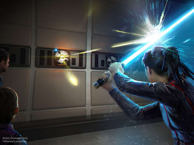 Reservations for Star Wars: Galactic Starcruiser Hotel Experience coming to Walt Disney World