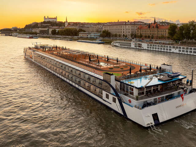 AmaWaterways -  $200 Onboard Spending Money per Stateroom