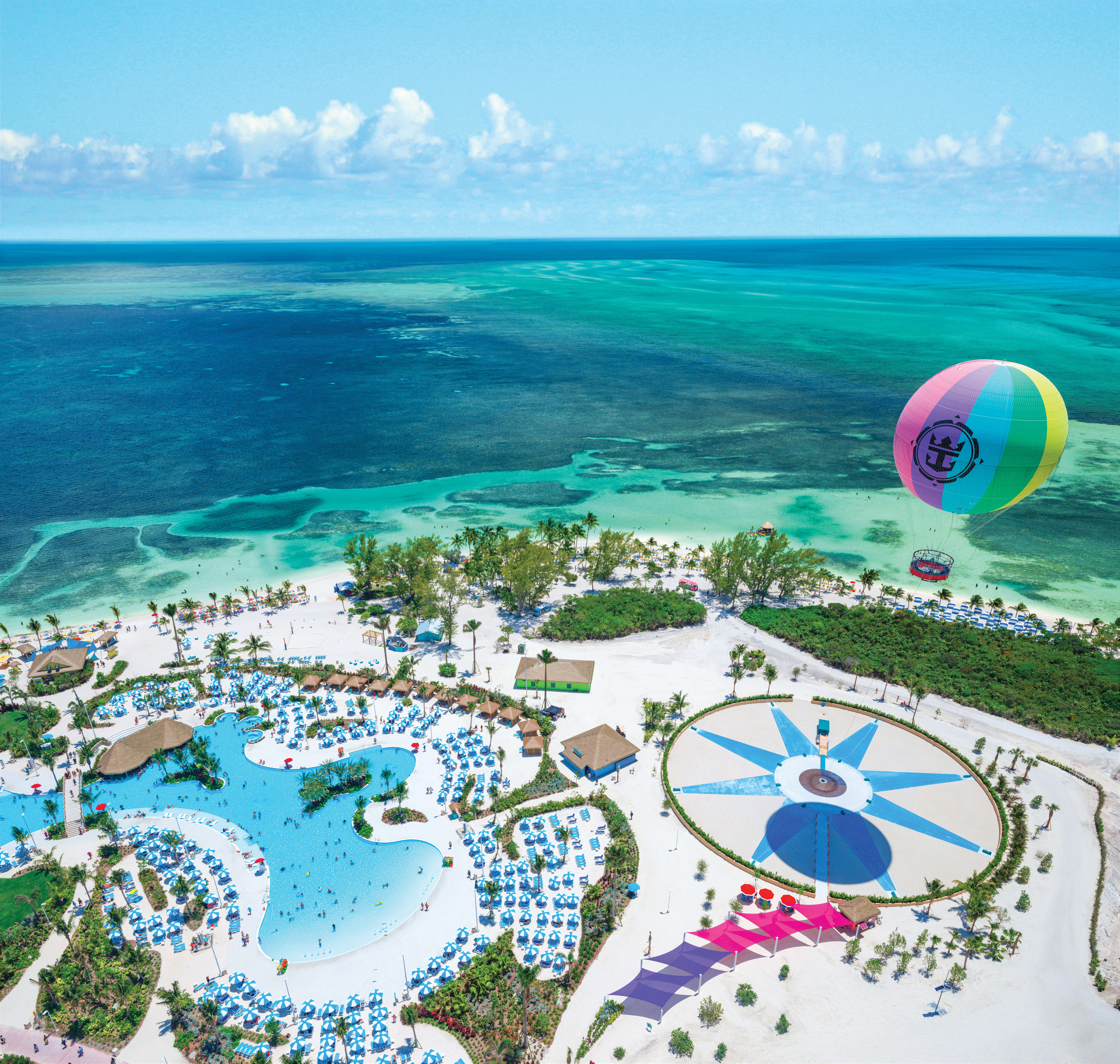 Royal Caribbean - Receive specialty dining for two!