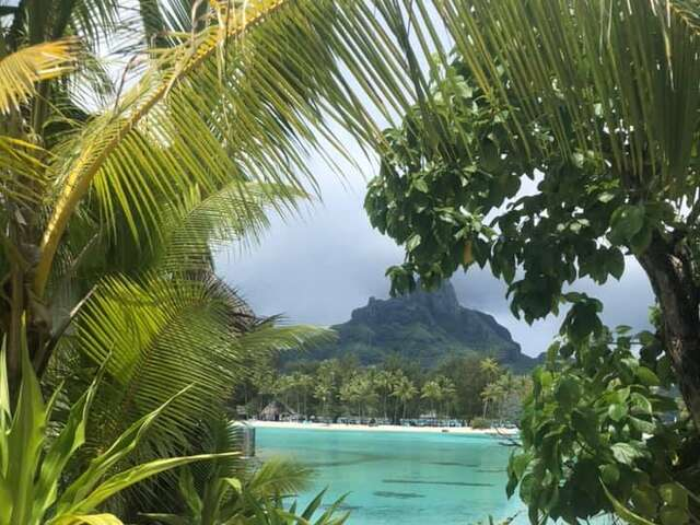 Escape to The Islands of Tahiti
