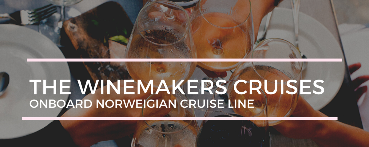 Winemakers Cruise on board Norwegian Cruise Line