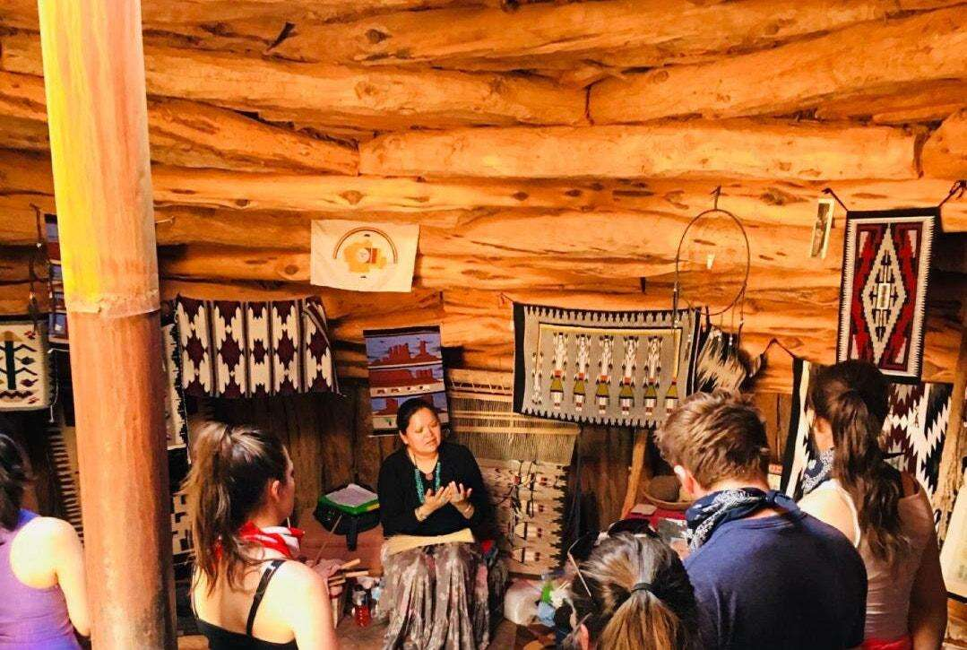 Learn the ways of the Navajo tribe