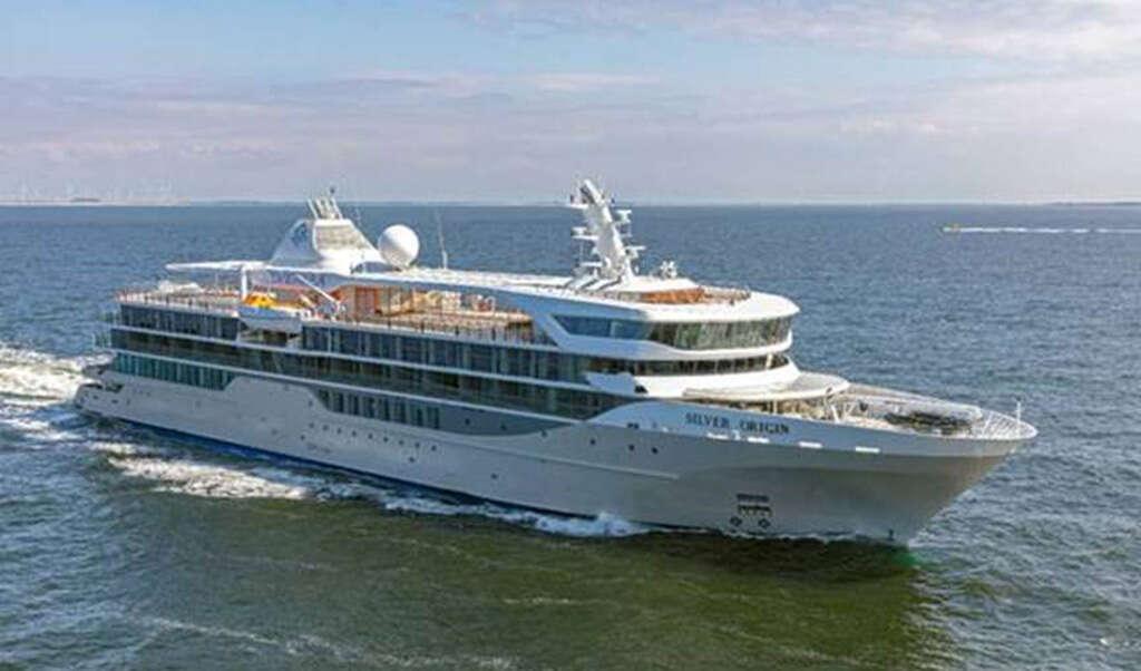 Silversea Prepares to Take Delivery of New Ship Silver Origin