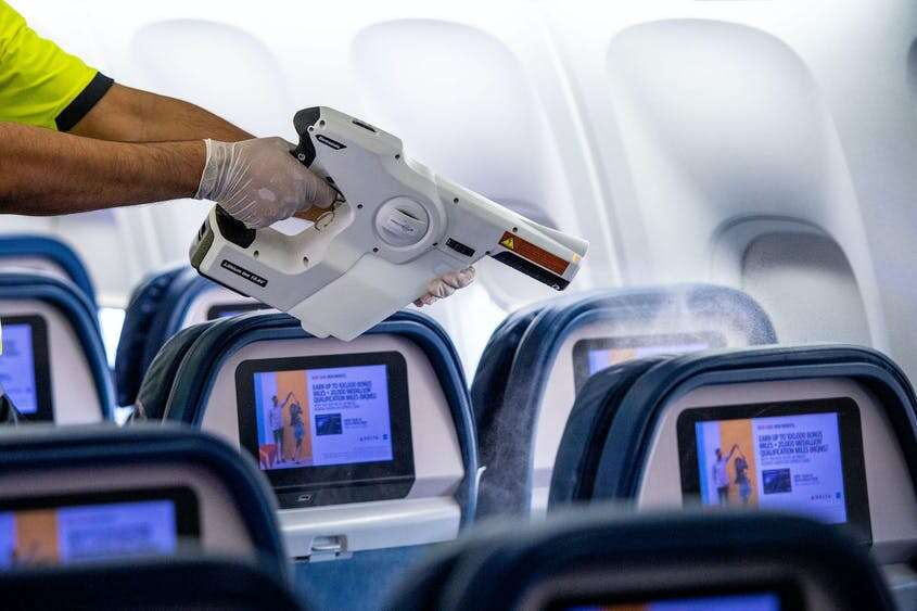 American Airlines, Committed to your safety