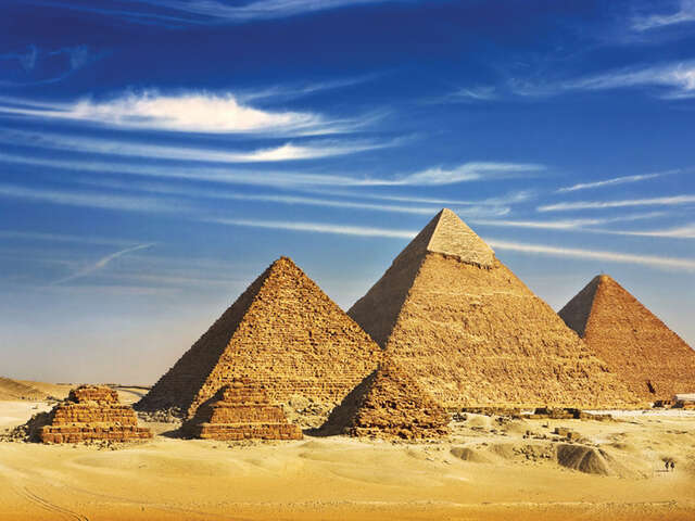 Save $230 per person on Goway's classic Egypt itinerary