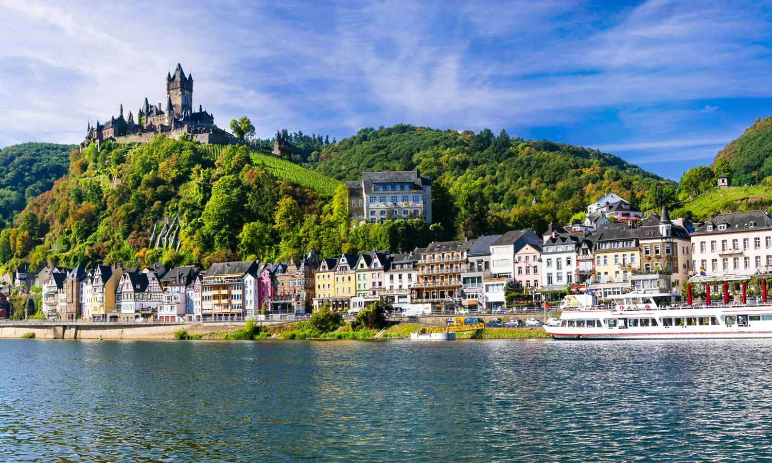 Save on 2021 Europe River Cruises