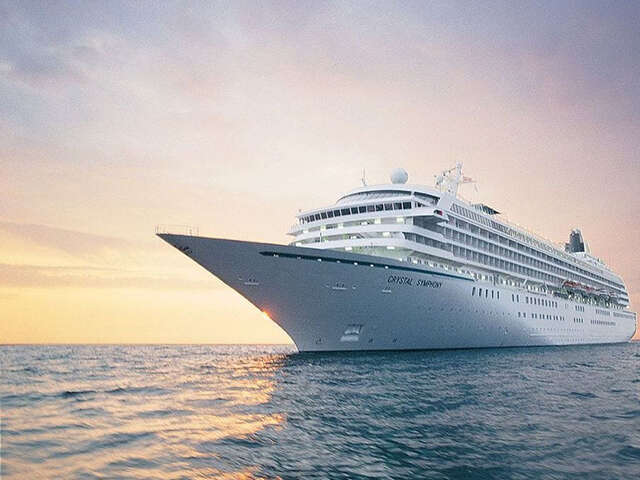Crystal Cruises: A Lavish Cruise Lifestyle