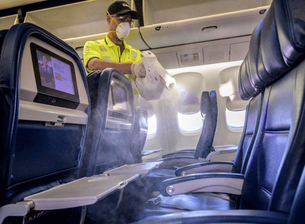 Delta welcomes travelers back with layers of protection for safe travel