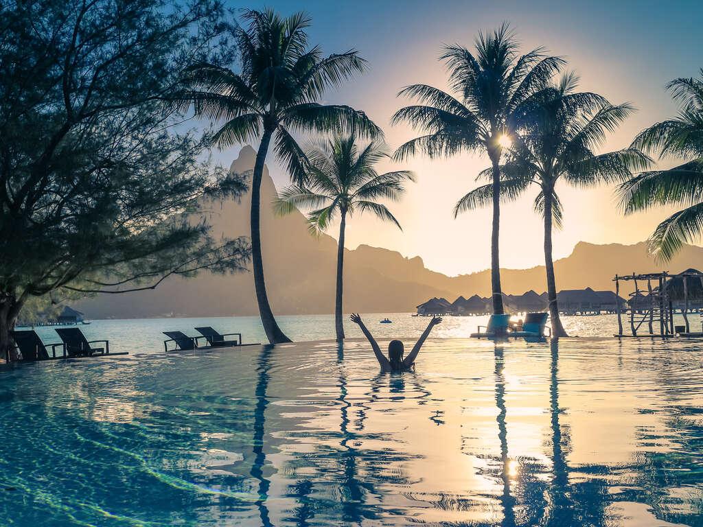 Tahiti Overwater Bliss Starting at $2771