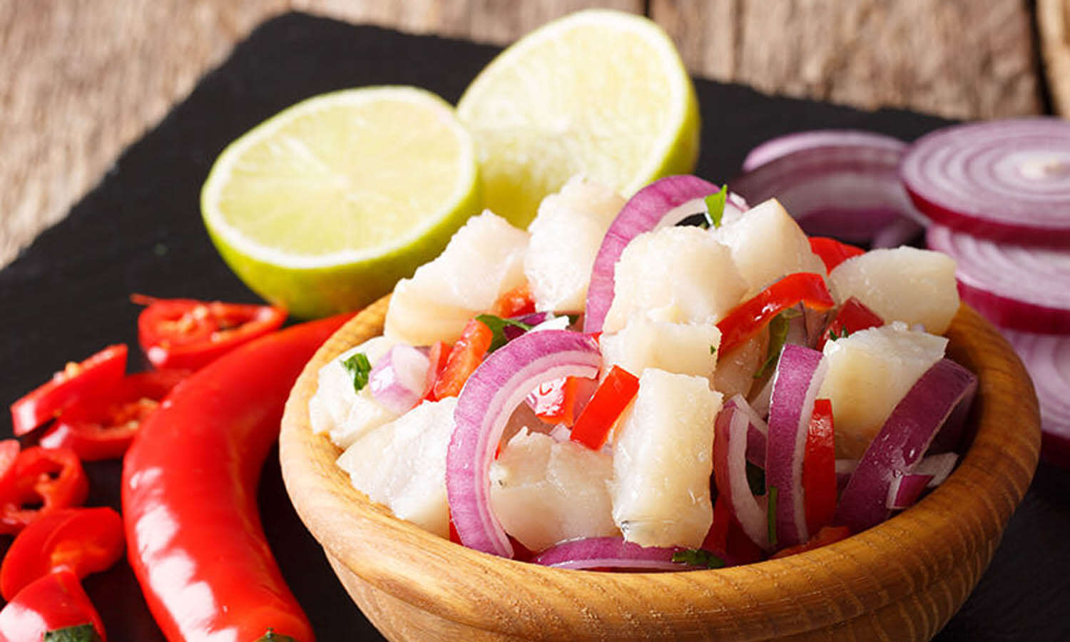 How to Prepare a Dominican Ceviche
