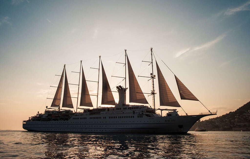 Windstar: 180 Degrees from Ordinary