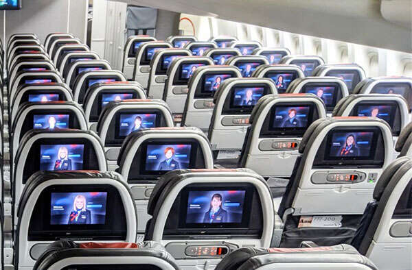 American Airlines adds free inflight Apple TV+ streaming