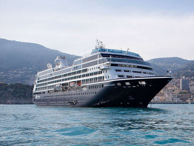 "Azamara Launches New Two-Part Promotion: ""Double Upgrade + Double Points"""
