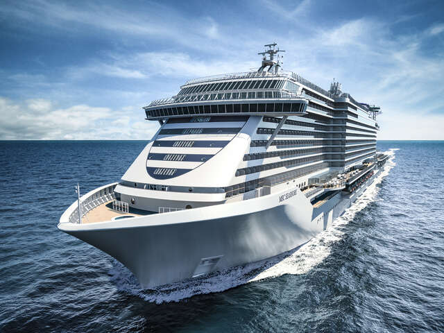 MSC Prepares to Launch its Most Innovative Ship