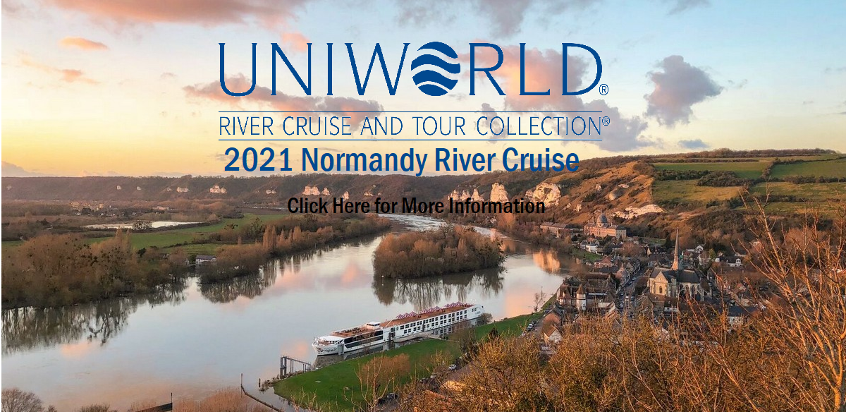 Our Uniworld Normandy River Cruise Group