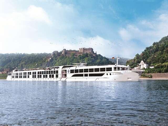 Shipboard Credits for 2021 Uniworld Boutique River Cruises