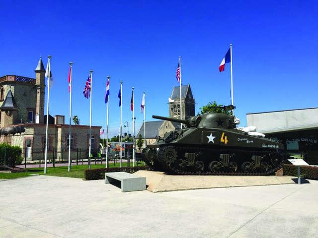 16-Day World War II Memorial Tour
